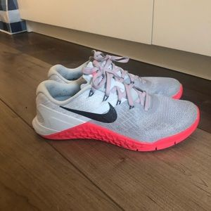 Nike metcon training shoes